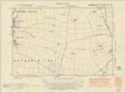 Cambridgeshire XXXII.SW - OS Six-Inch Map