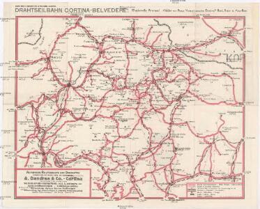 Drahtseilbahn Cortina-Belvedere