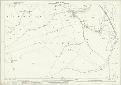 Sussex LI.16 (includes: Bramber; Coombes) - 25 Inch Map