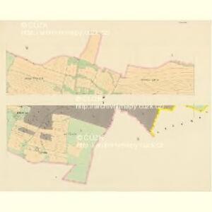 Libnitsch - c4028-1-004 - Kaiserpflichtexemplar der Landkarten des stabilen Katasters