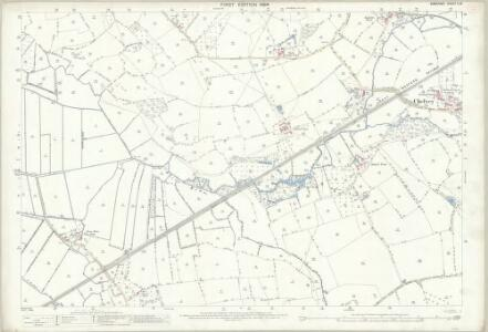 Somerset V.13 (includes: Brockley; Cleeve; Nailsea; Yatton) - 25 Inch Map