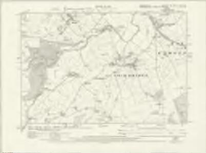 Cumberland LVIII.SE & LXVI.NE - OS Six-Inch Map