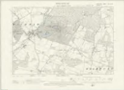 Hampshire & Isle of Wight LXVII.SW - OS Six-Inch Map
