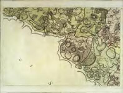 A topographical-map, of the county of Kent, 17