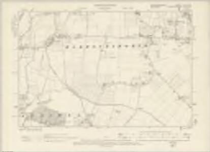 Buckinghamshire LVII.SW - OS Six-Inch Map