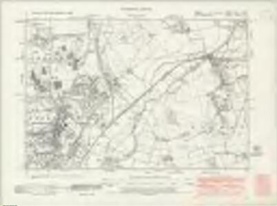 Essex nLI.NW - OS Six-Inch Map
