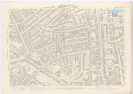 London XI.25 - OS London Town Plan