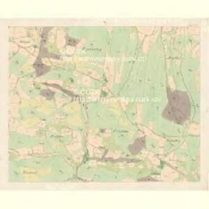 Witsche (Wiče) - m3395-1-005 - Kaiserpflichtexemplar der Landkarten des stabilen Katasters