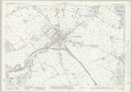 Gloucestershire XXXVIII.4 (includes: Coleford; Newland; West Dean) - 25 Inch Map