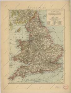 Anglie a Wales