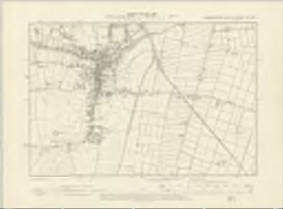 Cambridgeshire XVI.NW - OS Six-Inch Map