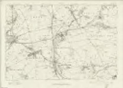 Durham XXXV - OS Six-Inch Map