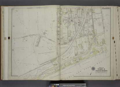 Part of Ward 4. [Map bound by Richmond Ave, Sea Ave   (Sand), Seaside Boulevard, Lower New York Bay, Staten Island Rapid Transit Rail  Road, Sand Ave (Lane), Old Town Road]