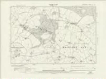 Shropshire VIII.SE - OS Six-Inch Map