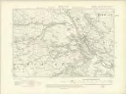 Yorkshire CXXXV.NE - OS Six-Inch Map