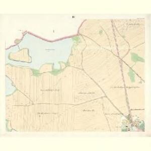 Wittingau - c8043-1-003 - Kaiserpflichtexemplar der Landkarten des stabilen Katasters