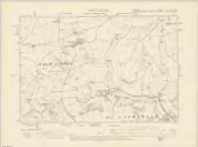 Somerset VIII.NW - OS Six-Inch Map