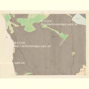 Kollenetz - c3278-1-004 - Kaiserpflichtexemplar der Landkarten des stabilen Katasters