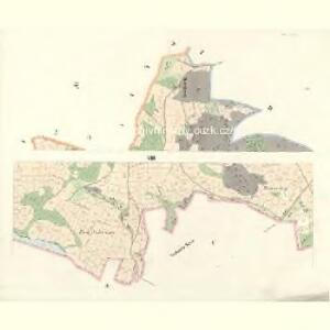 Wellenow - c8360-1-001 - Kaiserpflichtexemplar der Landkarten des stabilen Katasters