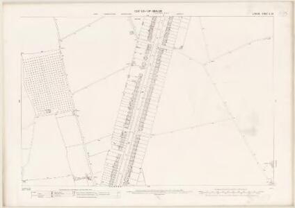 London X.25 - OS London Town Plan
