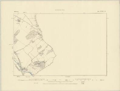 Bedfordshire XXII.SE - OS Six-Inch Map