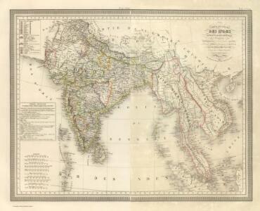 Composite:  Carte Generale des Indies.