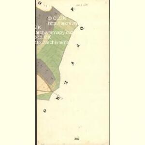 Ottenschlag - c5586-1-006 - Kaiserpflichtexemplar der Landkarten des stabilen Katasters