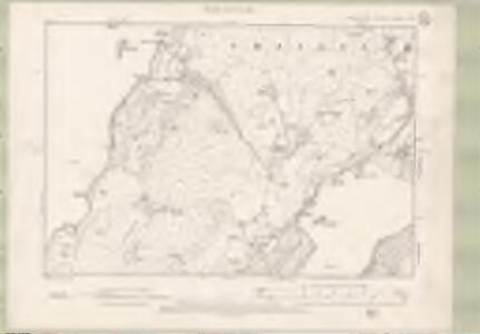 Argyll and Bute Sheet CXXXVIII.NW - OS 6 Inch map