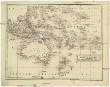 Australien und der Hinterindische Archipel