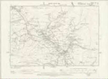Durham XXII.NE - OS Six-Inch Map