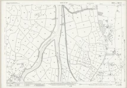 Norfolk C.2 (includes: Blundeston; Burgh St Peter; Flixton; Lowestoft; Oulton) - 25 Inch Map