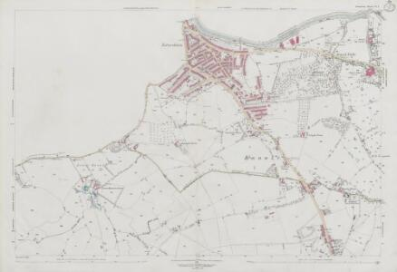 Somerset VI.7 (includes: Bristol) - 25 Inch Map