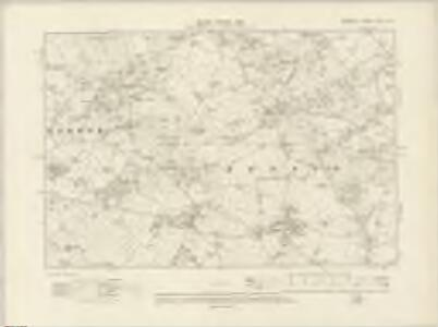 Cornwall LXXV.NE - OS Six-Inch Map