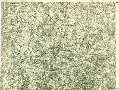 III. vojenské mapování 4059/3