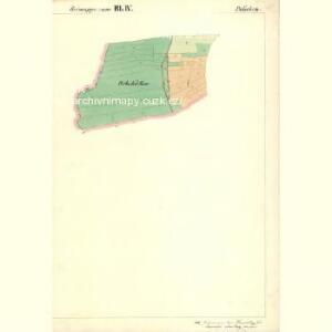 Passeken - c5642-1-007 - Kaiserpflichtexemplar der Landkarten des stabilen Katasters