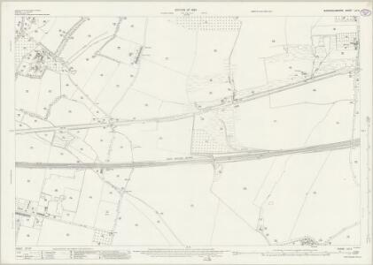 Buckinghamshire LVI.4 (includes: Iver; Slough; Wexham) - 25 Inch Map