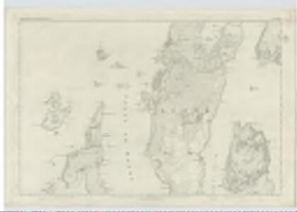 Argyllshire, Sheet CXXIX - OS 6 Inch map