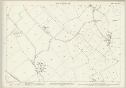 Essex (1st Ed/Rev 1862-96) XXXIV.8 (includes: Cressing; White Notley; Witham) - 25 Inch Map