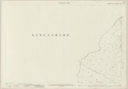 Yorkshire XCV.11 (includes: Ireby; Leck; Thornton In Lonsdale) - 25 Inch Map