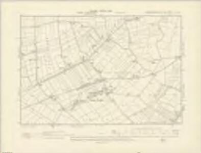Cambridgeshire VII.NW - OS Six-Inch Map