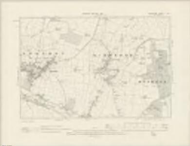 Derbyshire L.SE - OS Six-Inch Map