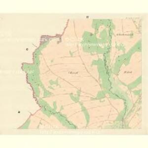 Deutsch Lodenitz - m0797-2-003 - Kaiserpflichtexemplar der Landkarten des stabilen Katasters