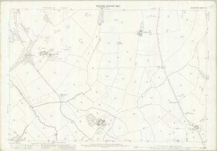 Shropshire IX.9 (includes: Adderley; Moreton Say; Norton In Hales) - 25 Inch Map