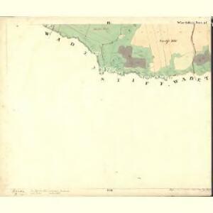 Planles - c5808-1-010 - Kaiserpflichtexemplar der Landkarten des stabilen Katasters