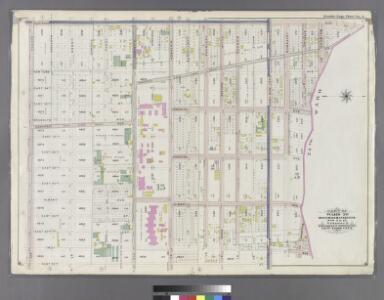 Part of Ward 29. Land Map Sections, No. 5 & 15, Volume 2, Brooklyn Borough, New York City.