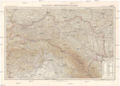 Galizien und Nordostungarn