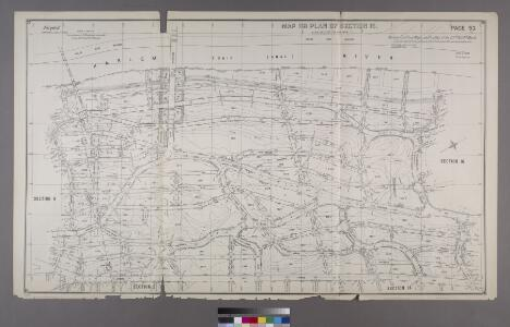 Section 15 of Final Maps and Profiles, of the 23rd & 24th Wards.