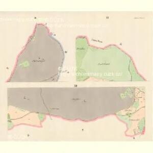 Eisendorf - c9392-2-002 - Kaiserpflichtexemplar der Landkarten des stabilen Katasters