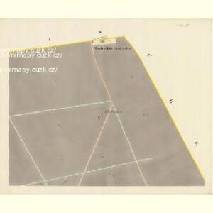 Göding (Hodonin) - m0741-1-005 - Kaiserpflichtexemplar der Landkarten des stabilen Katasters