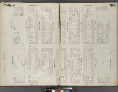 Plate 48: Map bounded by East 12th Street, Avenue A, Fifth Street, Second Avenue.